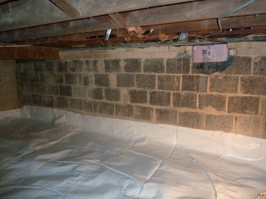 Apex Water Proofing Apex Water Proofing Crawl Space